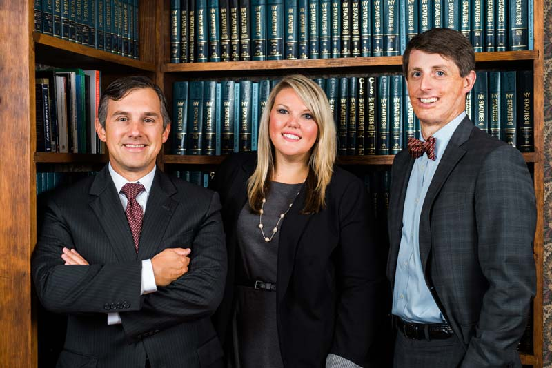 Meyer & Fuller PLLC Attorneys at Law Team Photo